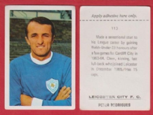 Leicester City Peter Rodrigues Wales 113